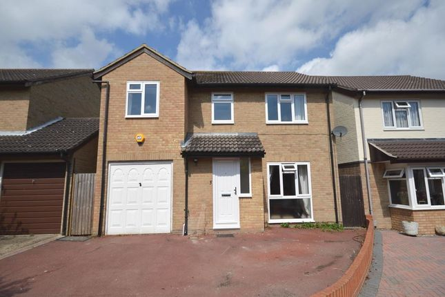 Thumbnail Detached house to rent in Appleby Close, Rochester