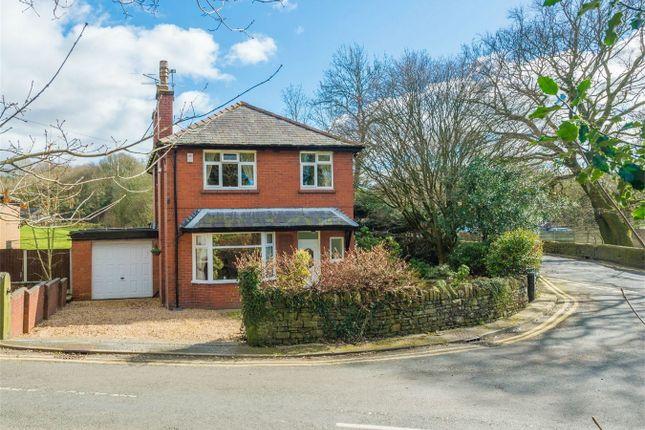 Thumbnail Detached house for sale in Long Lane, Limbrick, Chorley, Lancashire