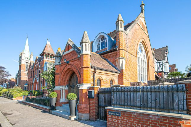 Thumbnail Semi-detached house for sale in Spicer Hall, Buxton Road, London