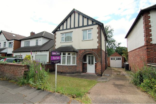 3 bed detached house for sale in Bramcote Avenue, Beeston