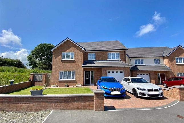 Thumbnail Detached house for sale in Maes Yr Efail, Penparc, Ceredigion