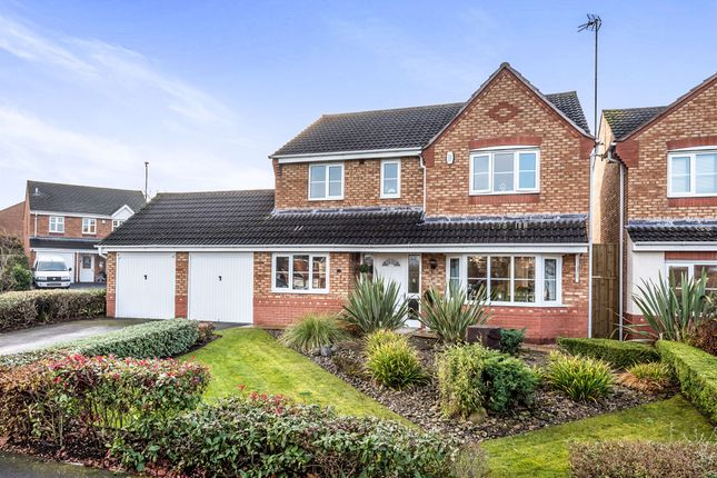 Thumbnail Detached house for sale in Chester Road, Rugeley