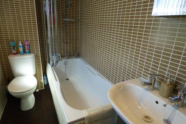 Bathroom of James Stephens Way, Chepstow NP16