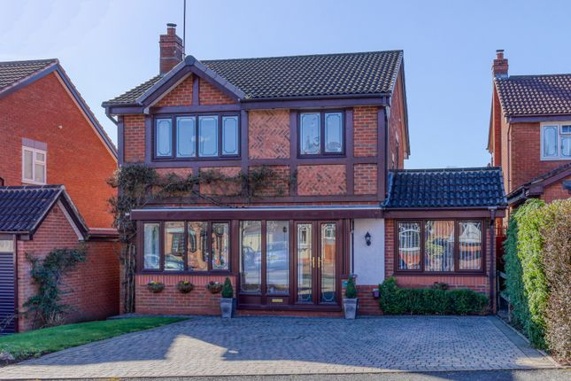 4 bed detached house for sale in Hill Rise View, Lickey End, Bromsgrove B60