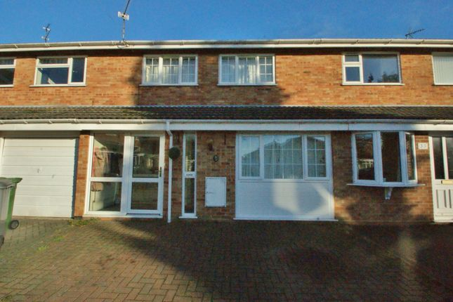 Thumbnail Terraced house for sale in Rosa Close, Spixworth, Norwich