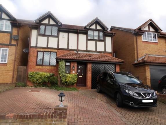 Thumbnail Detached house for sale in The Fairway, Newhaven, East Sussex