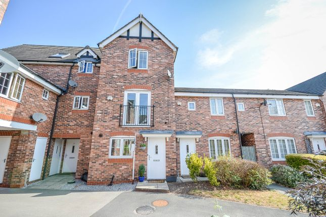 Thumbnail Town house for sale in Welldale Mews, Sale