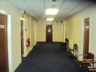 Corridor of Newby Business Centre, Neath Abbey Business Park, Neath Abbey, Neath SA10