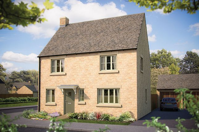 "Thumbnail Detached house for sale in ""The Henever"" at Todenham Road, Moreton-In-Marsh"