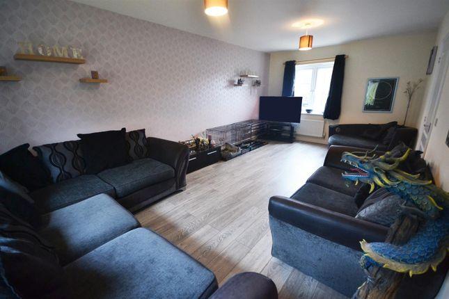Lounge of Gatehouse View, Pembroke SA71