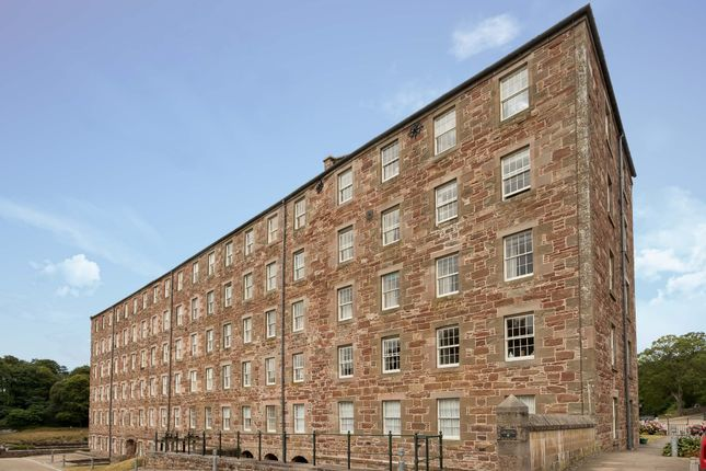 Thumbnail Flat for sale in 2B East Mill, Stanley Mills, Cotton Yard, Stanley, Perthshire