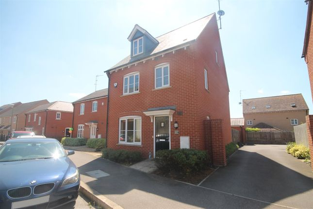 Thumbnail Detached house to rent in Prince Rupert Drive, Aylesbury