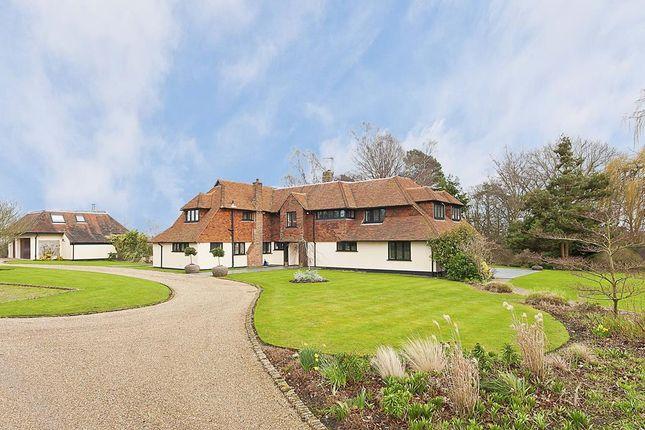 Thumbnail Detached house to rent in Hatchford House, Ockham Lane, Cobham