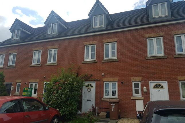 Thumbnail Town house to rent in Drum Tower View, Caerphilly