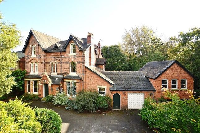 Thumbnail Detached house for sale in Woodbourne Road, Edgbaston, Birmingham