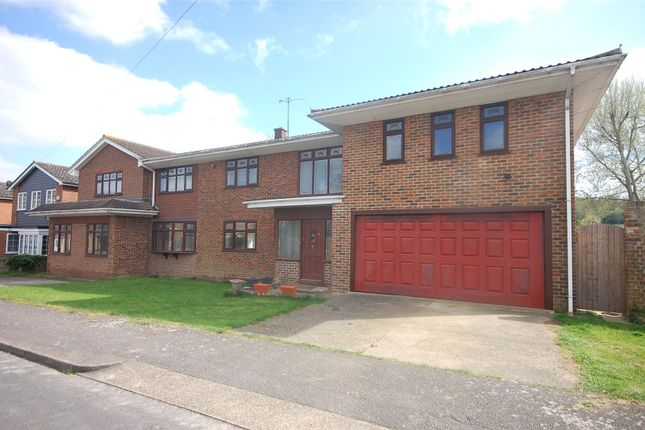 Thumbnail Detached house for sale in Welbeck Drive, Langdon Hills, Essex