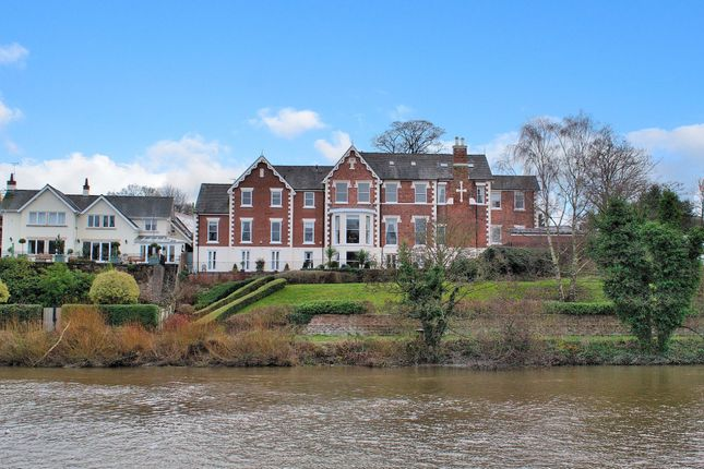 Thumbnail Flat for sale in Victoria Crescent, Handbridge, Chester