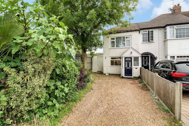 Thumbnail End terrace house for sale in Wheatsheaf Lane, Staines