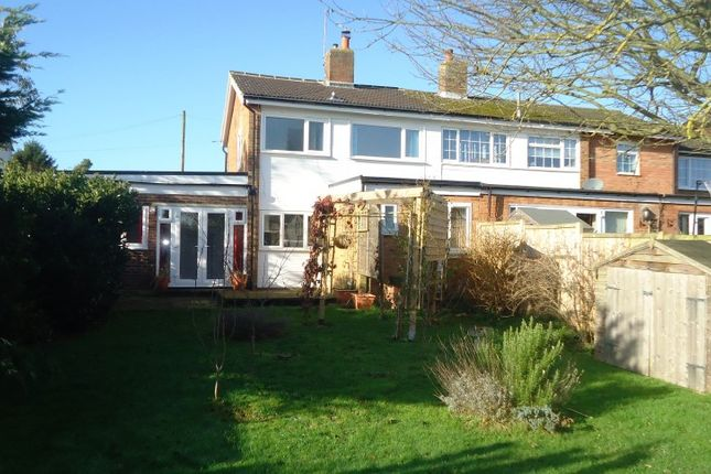 Thumbnail Semi-detached house for sale in 31 Hitchin Lane, Clifton, Shefford, Bedfordshire