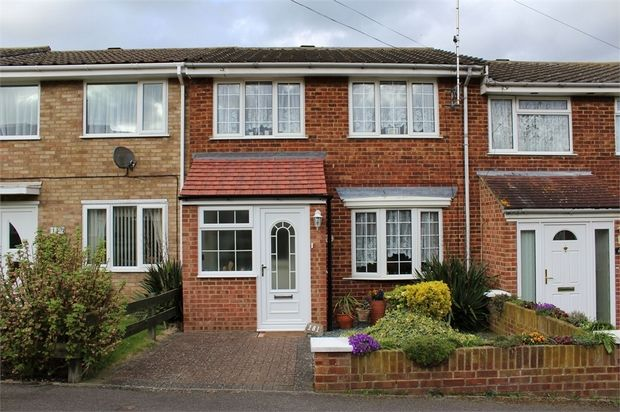 Thumbnail Terraced house for sale in Broadway, Gillingham, Kent