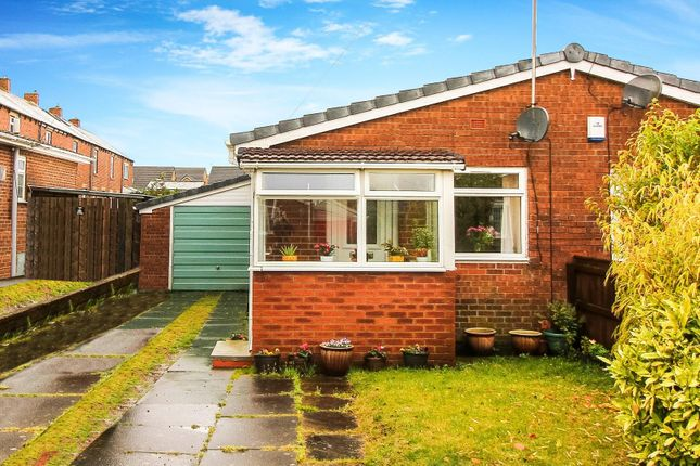Thumbnail Bungalow for sale in The Pines, Greenside, Ryton