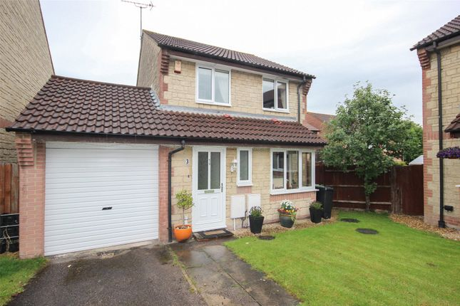 Thumbnail Detached house for sale in The Valls, Bradley Stoke, Bristol