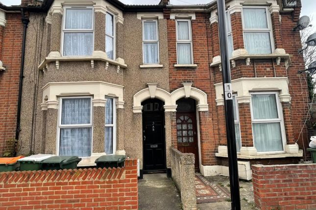 Thumbnail Flat to rent in Harcourt Avenue, London