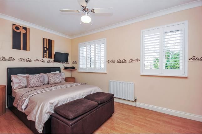 Master Bedroom of Buckley Close, Forest Hill, London, . SE23