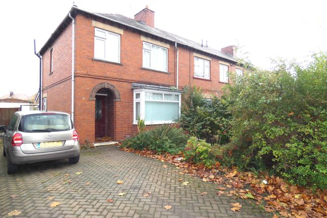 Thumbnail Semi-detached house to rent in Frank Webb Avenue, Crewe