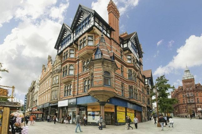 Thumbnail Flat to rent in King Street, Nottingham