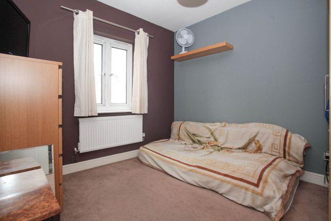 Bedroom of The Belfry, Luton LU2