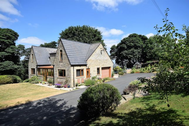 Thumbnail Detached house for sale in Valley View, 10 April Gardens, Queensbury