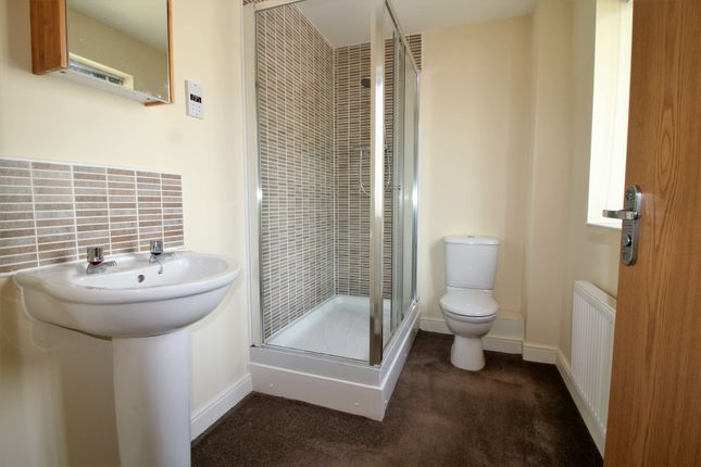 Master Ensuite of Cundy Close, Plympton, Plymouth PL7
