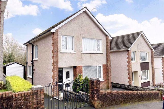 Thumbnail Detached house for sale in Denham Avenue, Llanelli