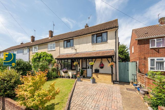 Thumbnail Semi-detached house for sale in Down Street, West Molesey