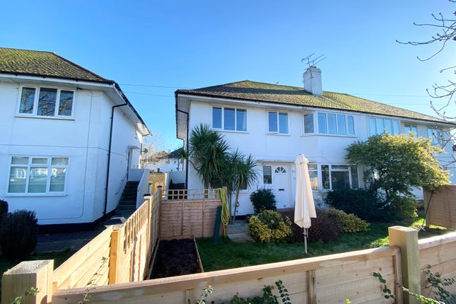 2 bed flat to rent in Shirley Drive, Broadwater, Worthing BN14