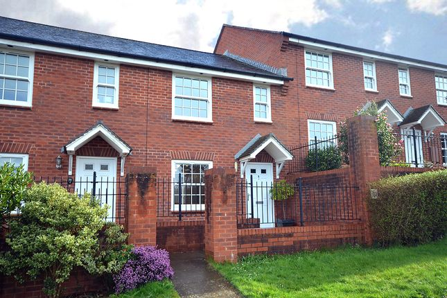 Thumbnail Terraced house for sale in The Buntings, Exminster, Near Exeter