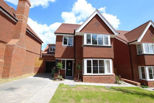 Thumbnail Detached house to rent in Admiral Drive, Frimley, Camberley