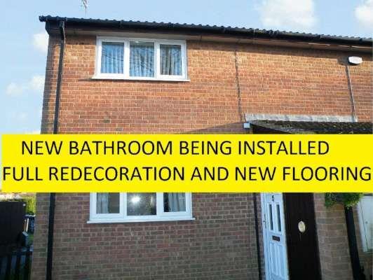1 bed flat to rent in Wainwright, Werrington, Peterborough PE4