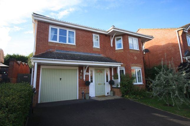 Thumbnail Detached house for sale in Grangefields, Shrewsbury, Shropshire