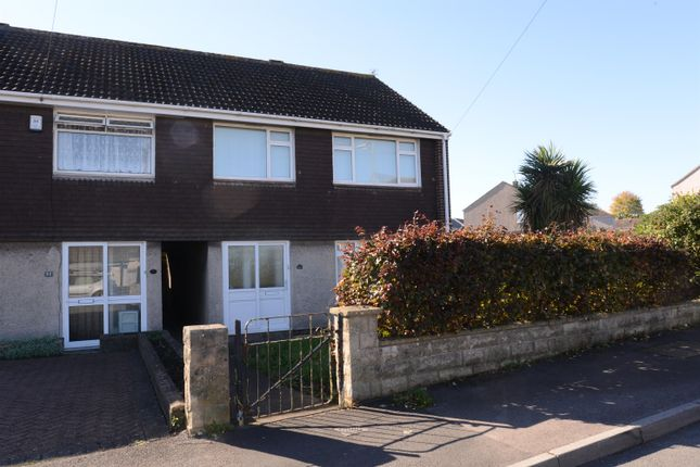 Thumbnail End terrace house for sale in Heath Rise, Warmley, Bristol