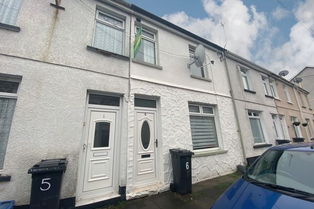 3 bed terraced house for sale in Hampton Street, Merthyr Tydfil CF47