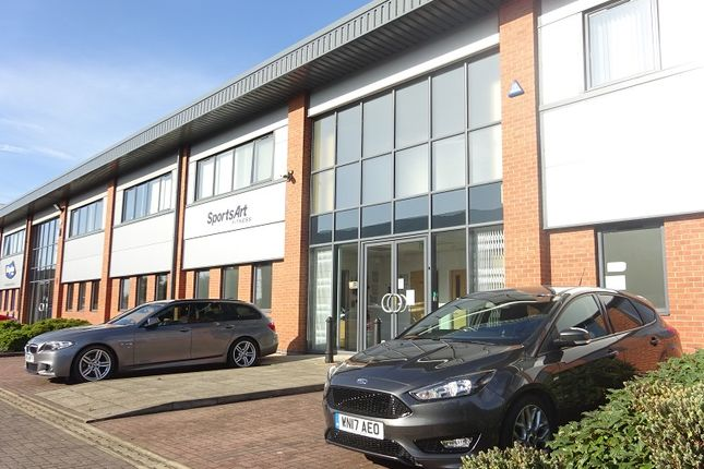 Thumbnail Warehouse to let in 3 Charnwood Business Park, Loughborough