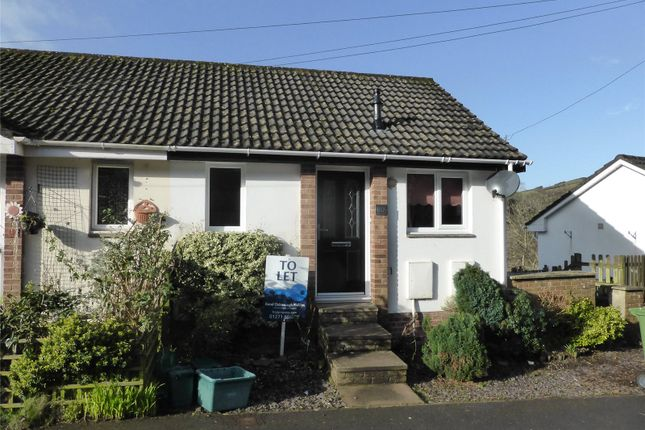 2 bed terraced house to rent in Chichester Close, Ilfracombe