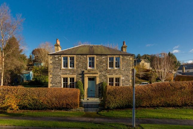 Thumbnail Detached house for sale in The School House, Eddleston