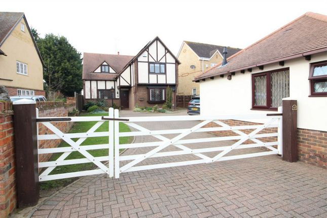Thumbnail Detached house for sale in High Street, Meppershall, Bedfordshire