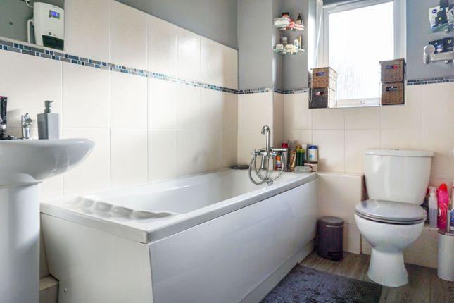 Bathroom of Grange Avenue, Preston PR2