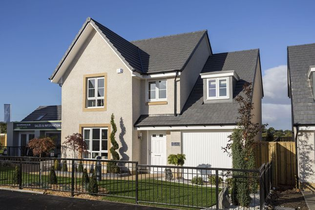 "Thumbnail Detached house for sale in ""Drummond"" at Kildean Road, Stirling"