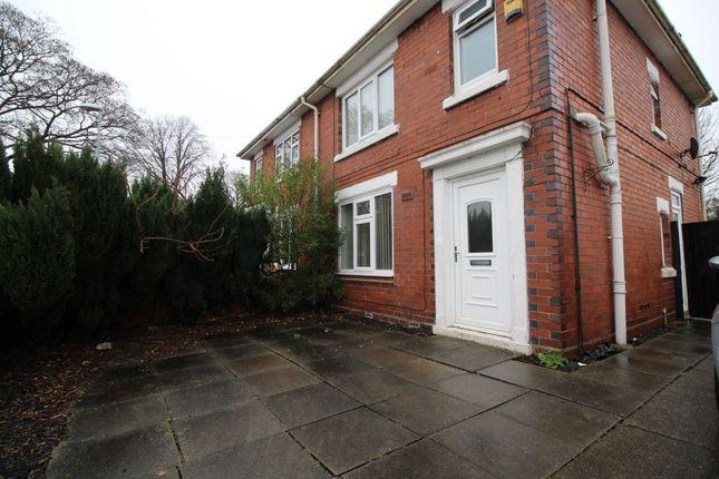 Thumbnail Semi-detached house to rent in Gordon Road, Tunstall, Stoke-On-Trent