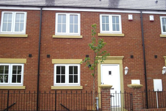 Thumbnail Property to rent in Turner Square, Stobhill, Morpeth